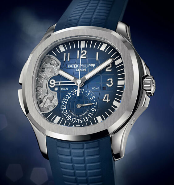 Patek Philippe Aquanaut Travel Time Anniversary 5650G Advanced Research 40.80mm