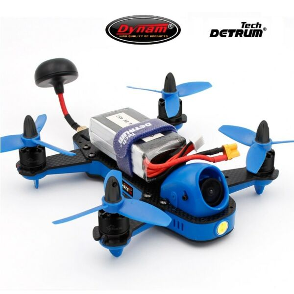 Dynam TomBee 150 Racing Drone - PNP/BNP with Detrum Gavin Transmitter