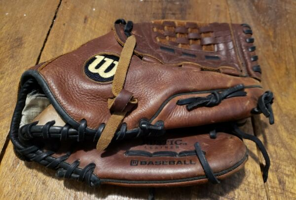 Wilson A905 3X A0905 3X125 Rustic Leather 12.5