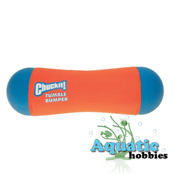 Chuckit Tumble Bumper Fetch Toy For Dog & Puppy (CHOOSE SIZE)