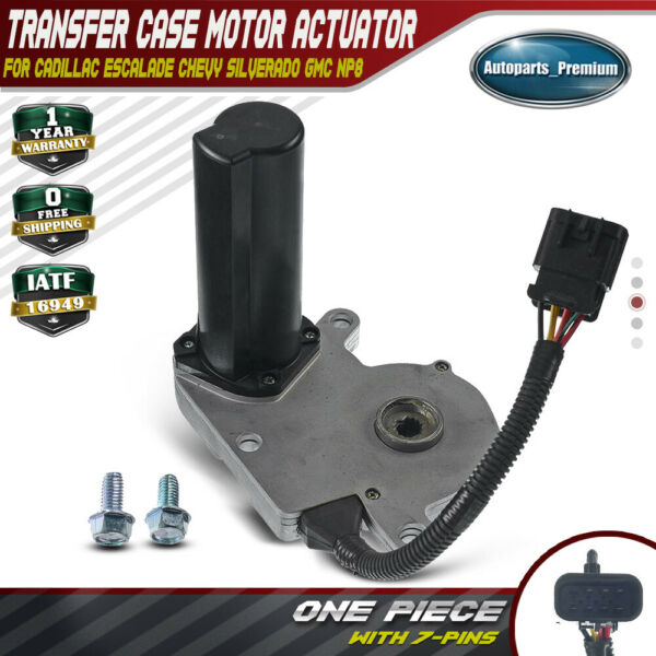 Transfer Case Shift Motor 600-910 for Chevy GMC Cadillac WRPO Code NP8 NVG246