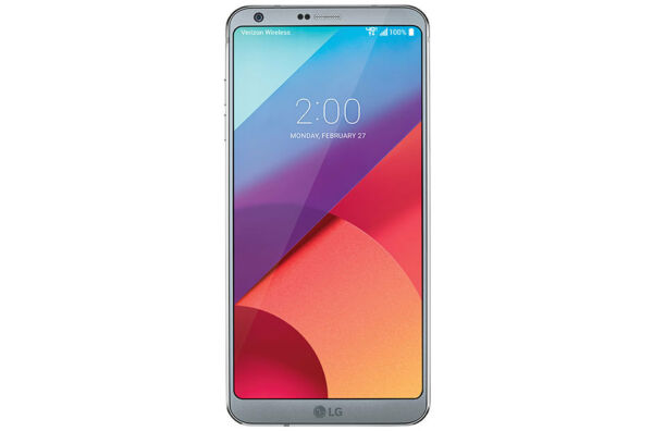 LG G6 AS993 (Latest Model)  32GB Platinum -Smartphone 32GB  9/10 Unlocked