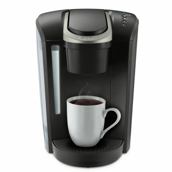 Coffee Maker Removable Drip Tray Tea Hot Cocoa Ice Beverage Brewing Machine