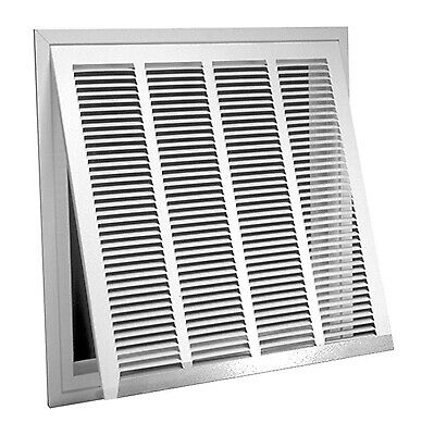 American Metal Products 326W20X25 20x25 WHT Air Grille - Quantity 1