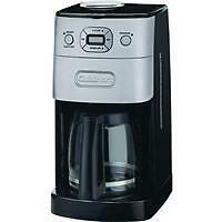 New Sealed In Box Cuisinart DGB-625BC 12 Cups Coffee Maker Grinder And Brewer