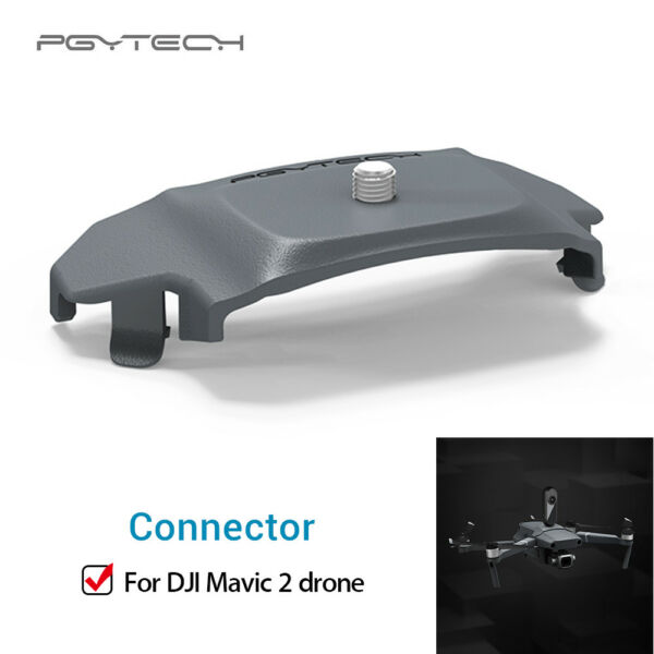 Connector Mount Holder Replacement For DJI Mavic 2 Drone GoPro Quadcopter FPV