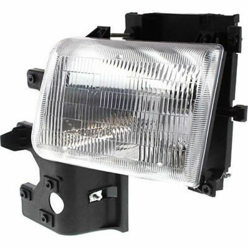 New Depo Driver Side Headlight For 1994-1997 Dodge Ram Van CH2502115