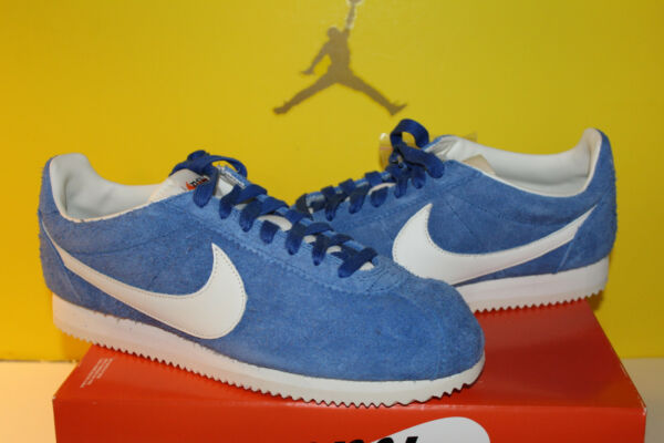 "Nike Classic Cortez X Kenny Moore QS "" Broken Foot "" Size 12 [ 943088 400 ]"