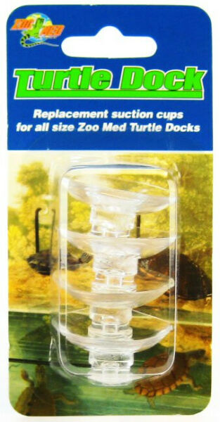 Zoo Med Turtle Dock Replacement Suction Cups $8.04