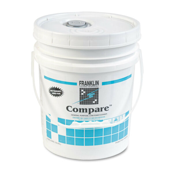 Franklin Cleaning Technology Compare Floor Cleaner 5gal Pail F216026