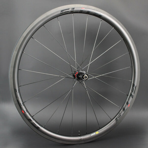 Elite KING High quality chinese carbon clincher wheelset with DT 240S