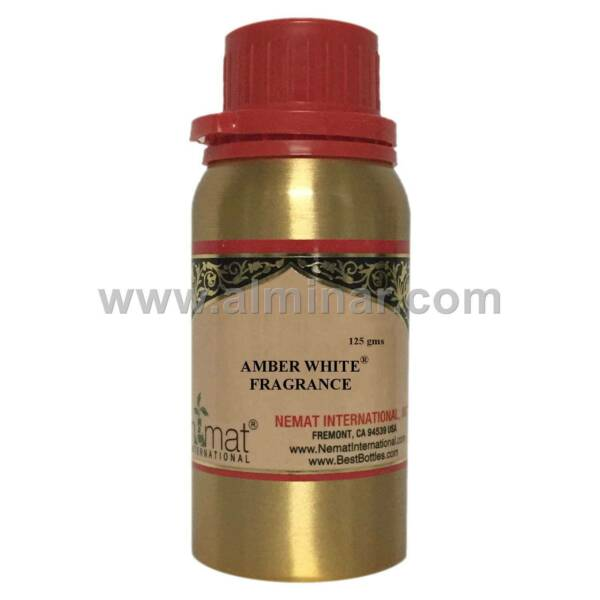 Amber White® Concentrated Fragrance Oil by Nemat International California