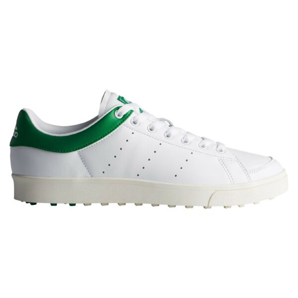 adidas Adicross Classic Shoes Golf Shoes White Style #F33706