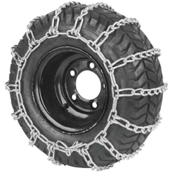 Stens 180-108 2 Link Tire Chain for Snow Blowers and Tractors
