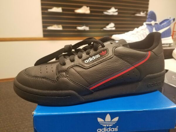 Brand New in Box ADIDAS RETRO MENS CONTINENTAL 80 BLACK 'RASCAL' B41672
