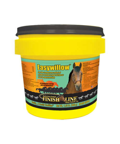 Finish Line Horse Products EasyWillow Supplement Powder