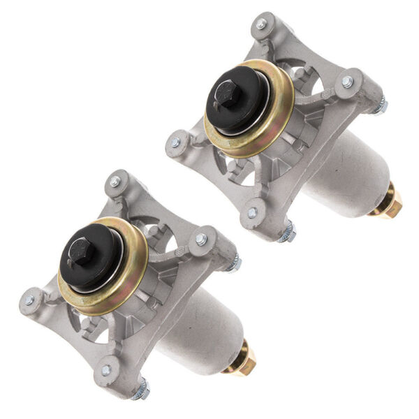 2 Deck Spindles for Sears Craftsman Husqvarna Mowers 42quot; 54quot; 532192870 532187292