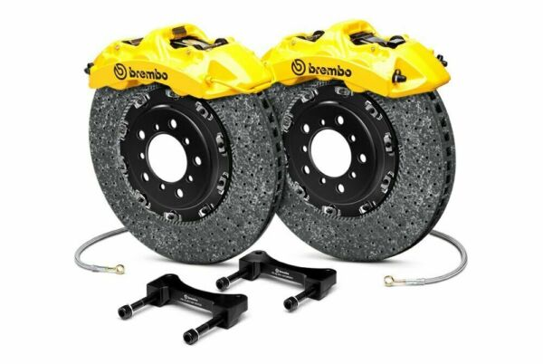 Brembo CCM-R GT BBK 6-piston Front for 2005-2009 F430 with CCM Brakes 1L9.9006A5