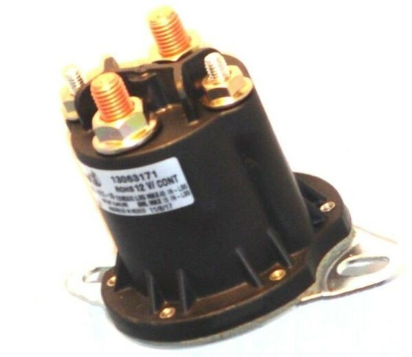 Solenoid Snow Plow 12V 150Amp continuous duty Western 56131K-1 part #1306317