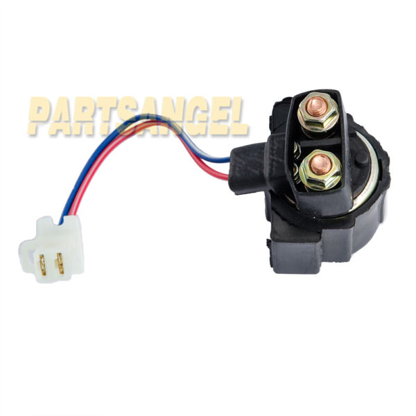 Starter Solenoid Relay For Honda TRX 300 Fourtrax Yamaha Warrior 350 Big bear350