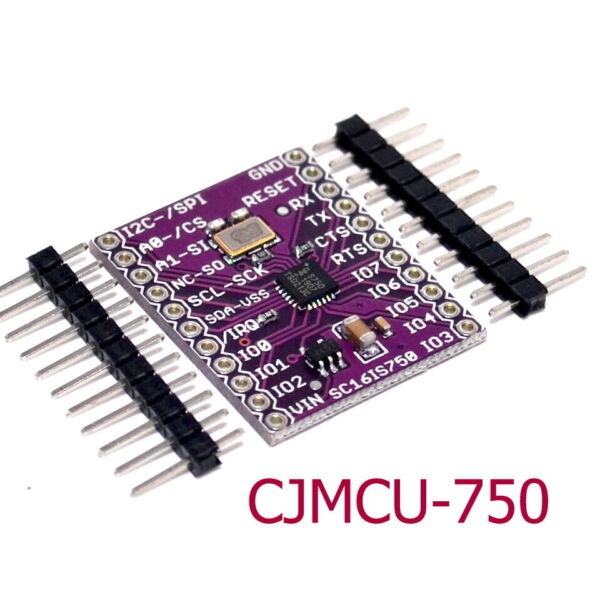 CJMCU-750 SC16IS750 Single UART w I2C-BusSPI Interface for Industrial Control