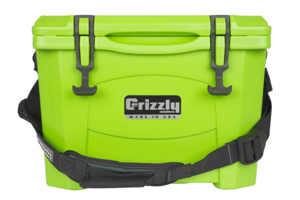 Grizzly 15 Quart Cooler ** You Pick From 11 Colors**
