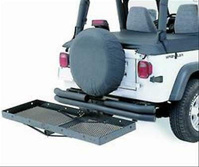 Smittybilt Receiver Rack 20quot; X 60quot; 500 Lb Rating Fits 2quot; Receivers 7700 $101.68