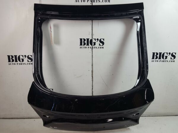 2012  2013 2014 2015 2016 2017 AUDI A7  S7  RS7 LIFT GATE OEM USED BLACK