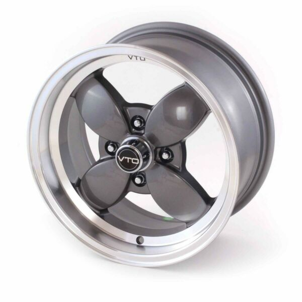 VTO Wheels Retro 4, 15 x 7, 4 x 108mm, FORD, SUNBEAM, MINILITE