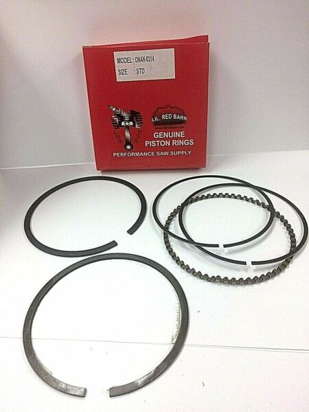 PISTON RINGS FITS ONAN 113 0314 STANDARD RING SET FITS B43 B48 EARLY P216 P218