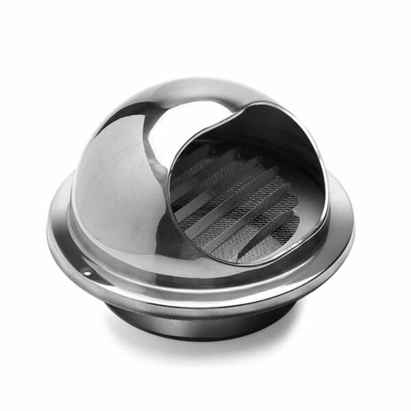 Stainless Steel Air Vent Grille Ducting Ventilation Cover 46 inch Ceiling Wall