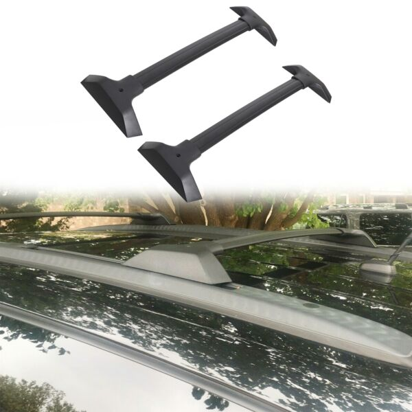 For 2009 2017 Chevrolet Traverse Roof Rack Rail Cross Bar Luggage Carrier $53.50