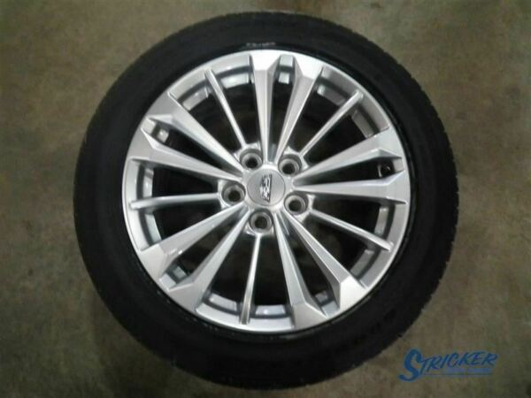 Wheel 18x8 Opt RT4 Fits 16-18 CT6 Set of 4 with Tires 1050919
