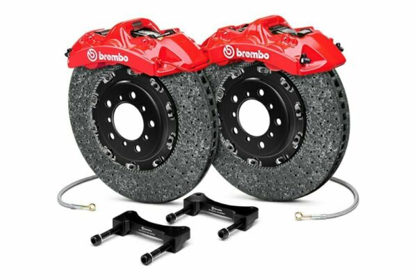 Brembo CCM-R GT BBK 6-piston Front for 2005-2009 F430 with CCM Brakes 1L9.9006A2