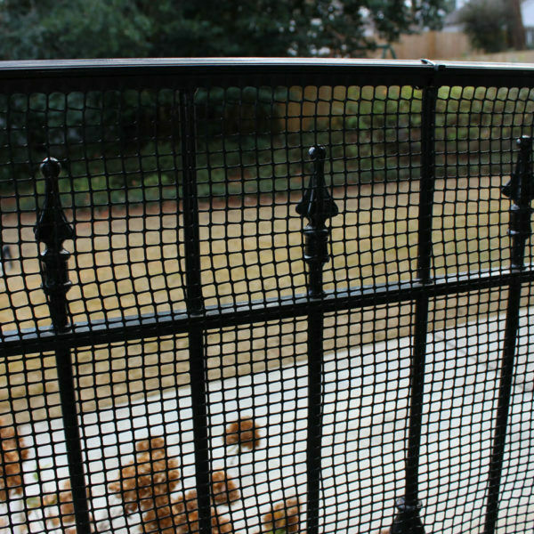 Deck Shield Railing Fencing Gap Netting for Pet Child Outdoor Balcony Safety