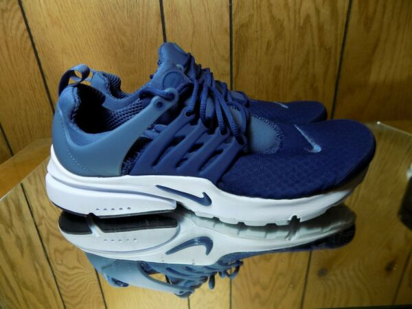 Nike Air Presto Essential Navy Blue Men Running Shoe Sneakers 848187-406 s 10