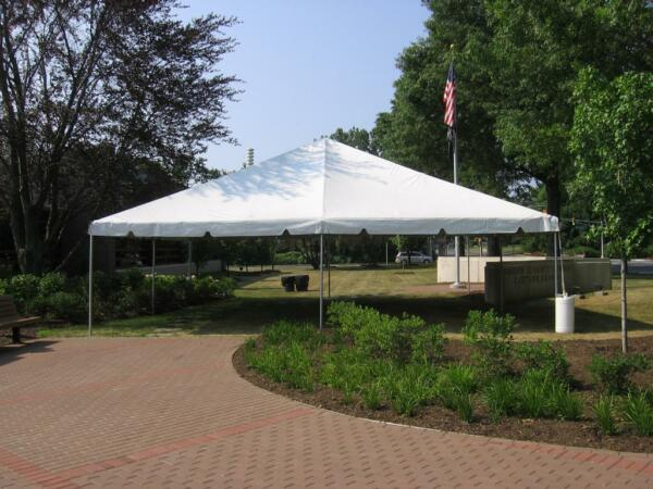 30x45' tent Traditional Commercial Frame Party Event Tent George Maser