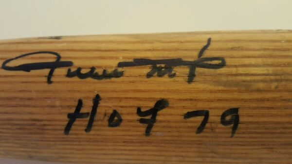 WILLIE MAYS' PSA-DNA VERIFIED PERSONALLY USED SPRING TRAINING PRO BAT. READ!!!!
