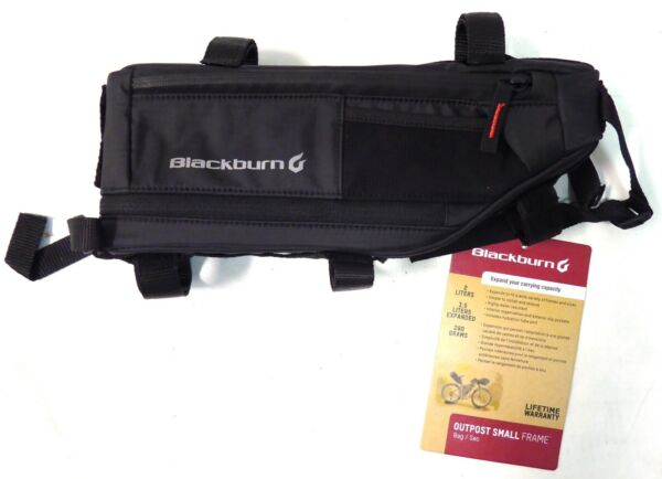 Blackburn Outpost Frame Bag Small 3.5L $57.95