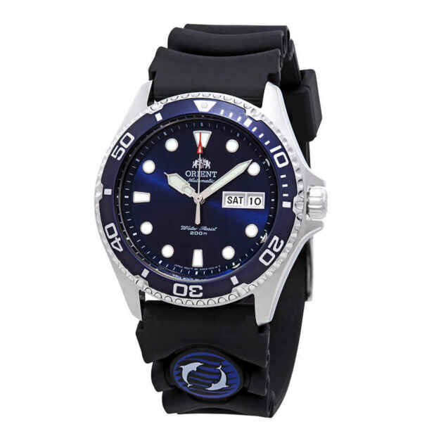 Orient Ray II Automatic Blue Dial Men's Watch FAA02008D9