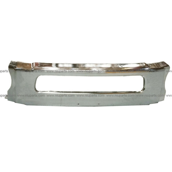 Steel Central Bumper Chrome Fit: Freightliner M2 106 112 Bussiness Class 02 20