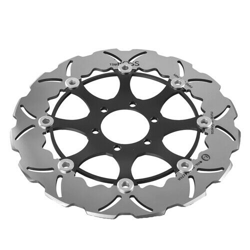 Tsuboss Racing  Front Brake Disc  for Yamaha TRX (Italy) 850 (95-00)  PN: STX15D