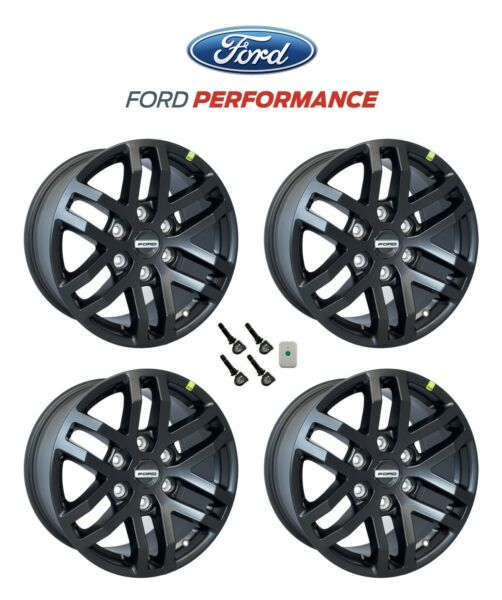 2019 2020 Ford Ranger Raptor OEM Dark Gray Wheels 17
