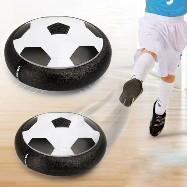 Toys For Boys Girls Soccer Hover Ball 3 4 5 6 7 8 9+ Year Old Age Toy Gift US