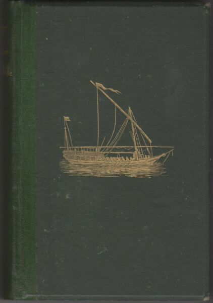 My Winter On The Nile by Charles Dudley Warner (1890 12th Edition)