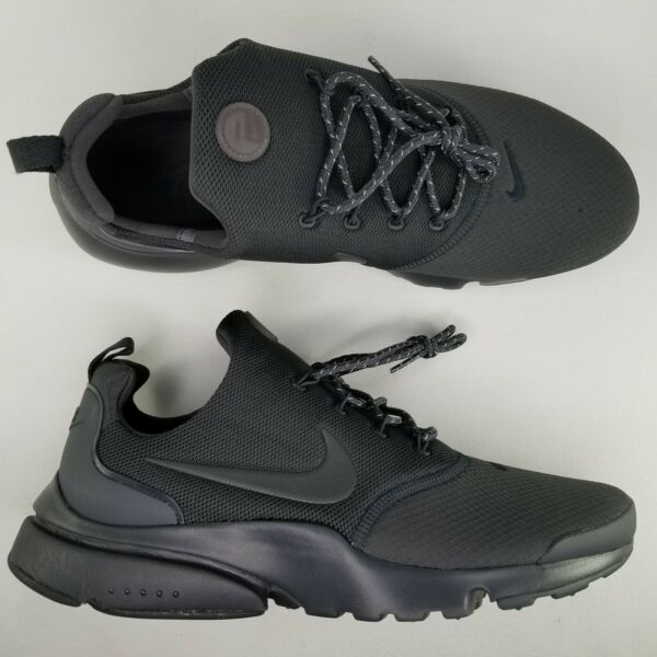 Nike Air Presto Fly SE Anthracite Athletic Shoes Mens Size 11 Running Gray