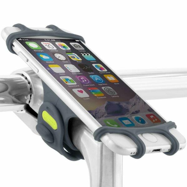 Universal Bike Phone Mount Bicycle Stem Handlebar Cell Phone Holder For Iphone $21.99