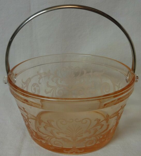 Versailles Rose Whipped Cream Pail 4 78