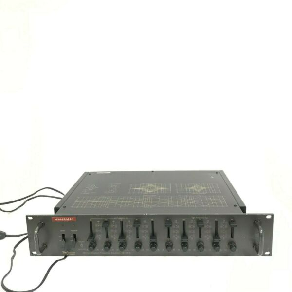 Technics SH-9010 Stereo Universal Frequency Equalizer
