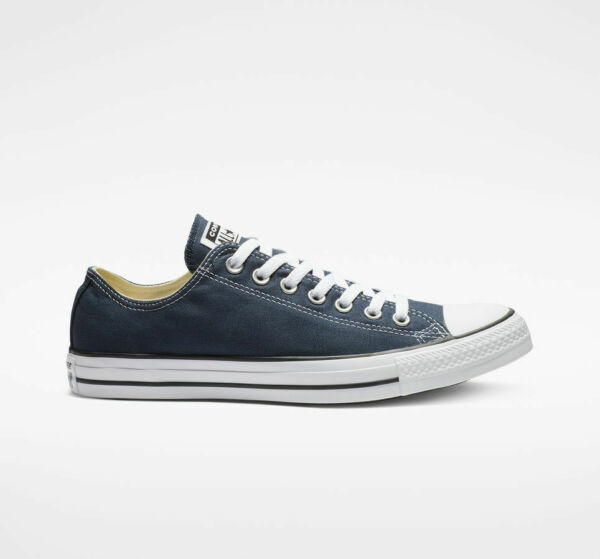 Converse Chuck Taylor LOW TOP Mens Womens Navy M9697 Sneaker Shoes